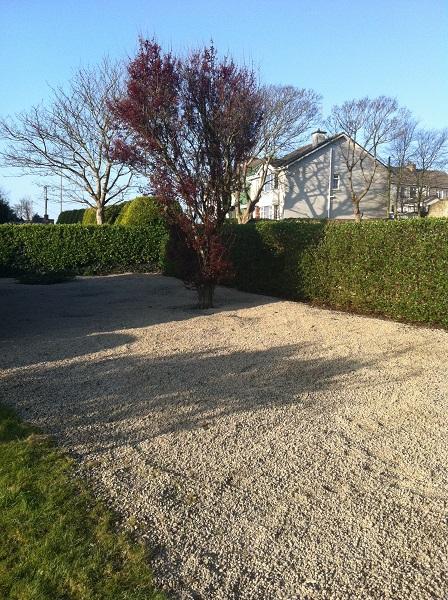 Hedge Cutting Gardener