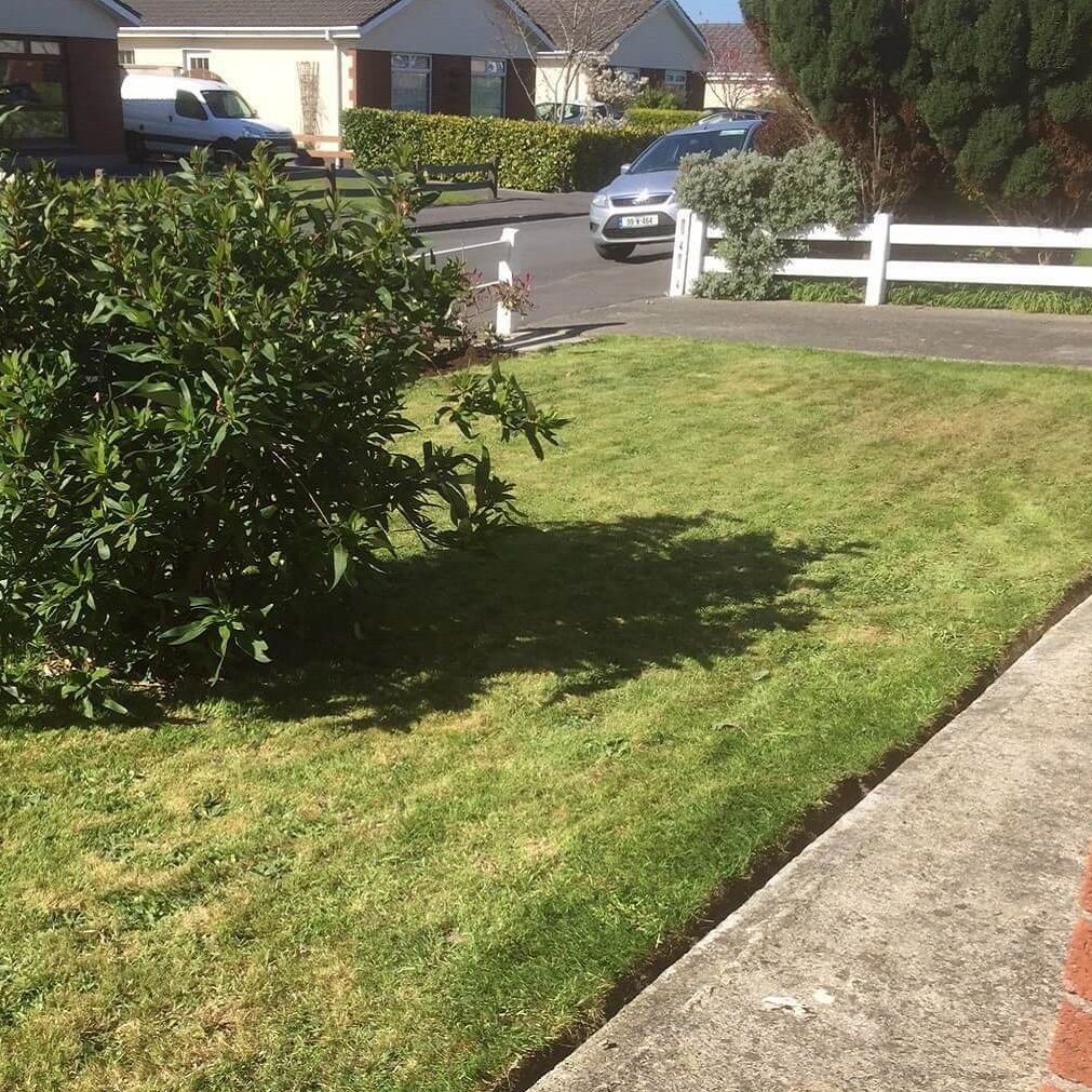 grass cutting service waterford