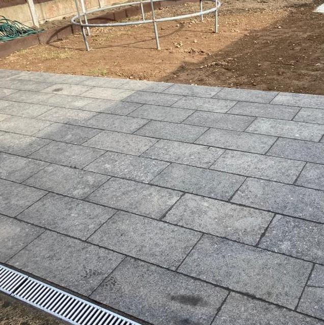 patio installation tramore