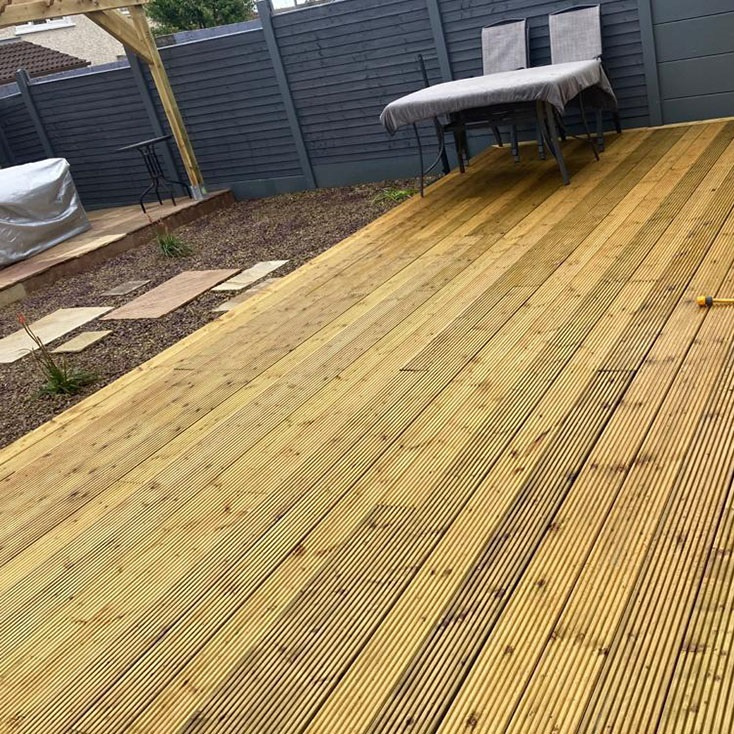 Patio installation Waterford 2